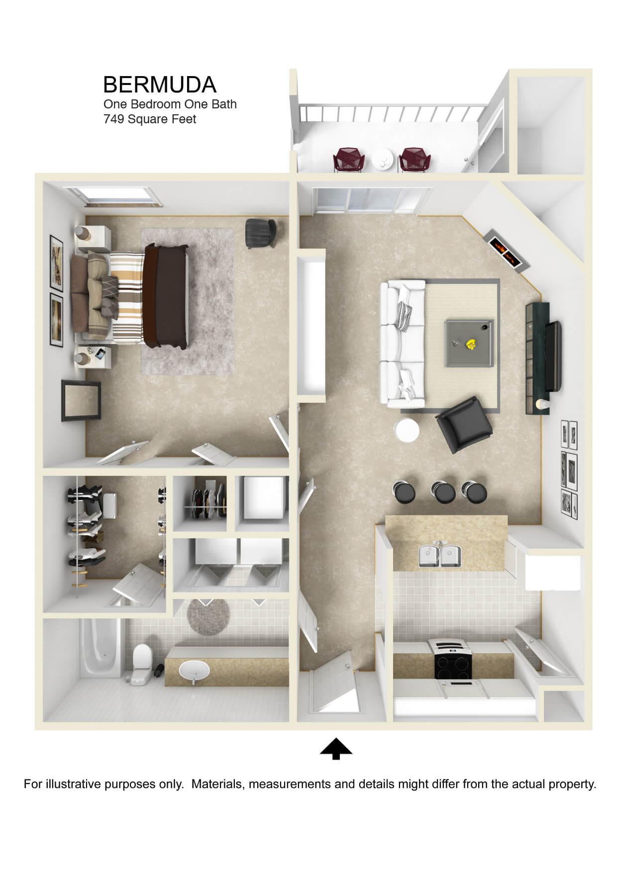 Studio 1 And 2 Bedroom Apartments For Rent In Huntsville Al Area