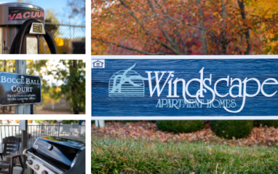 Amenities Offered at Windscape Apartment Homes