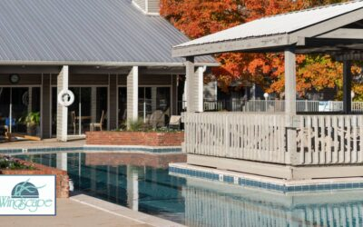 Amenities that will benefit you this spring and summer at Windscape